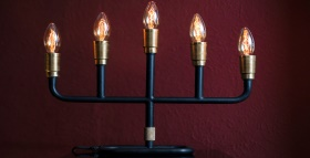 Electric Candlelabra