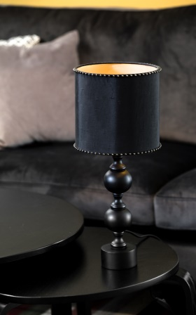 Deborah table small black